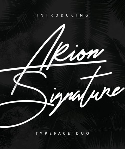 Arion-Signature-1