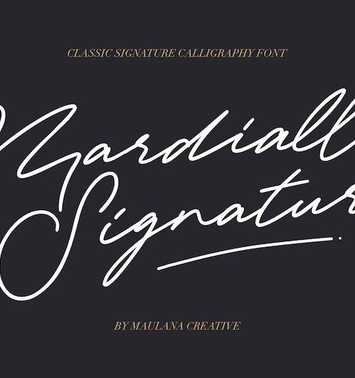 mardiall-signature-font-1