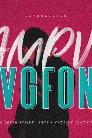 AMPVX-svg-brush-font-1