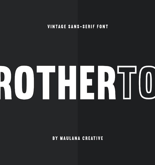 Brotherton-Vintage-Sans-Serif-Font-Typeface-1
