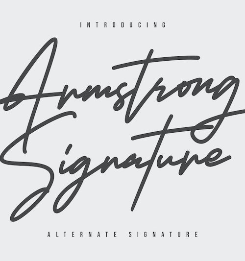 Armstrong-Signature-Font-1