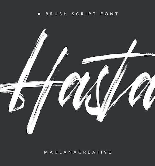 Hasta-Brush-Script-Font-1