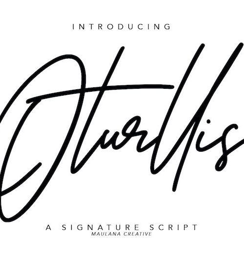 Oturllis-Signature-1