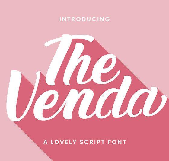 The-Venda-Lovely-Script-Font-1
