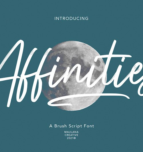 Affinities-Brush-script-font01