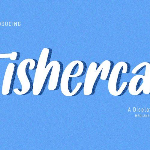 Fishercat Handwritten Font 1